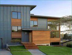 21 Best Modern Wood Siding Images Wood Paneling Makeover
