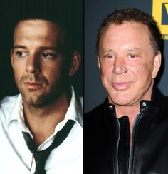 Clint Eastwood, Mickey Rourke and more hot guys of yesteryear