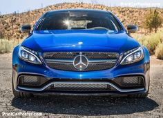 Mercedes-Benz C63 AMG Coupe 2017 poster, #poster, #mousepad