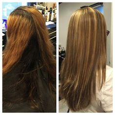 This color correction deserved its own shout out. Thank you for letting me take your 2015 look to the next level  Marylyn Toney - Rachael Davis Hair Studio, Newport News Virginia