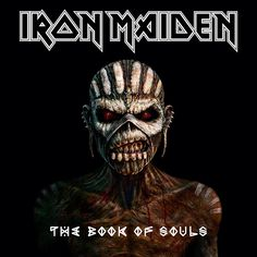 The Book of Souls - Iron Maiden - Portada #HeavyMetal