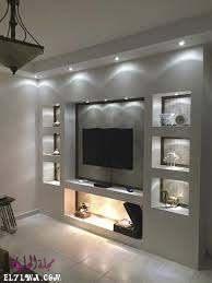 ديكورات جبس جدران 2021 هي ديكورات متميزة للغاية من أجل مواكبة آخر تطورات الديكور الحد In 2020 Modern Living Room Lighting Living Room Design Modern Trendy Living Rooms