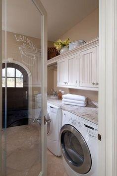 Coolest Laundry Room Design Ideas Paint Colors The White And - Coolest laundry room design ideas