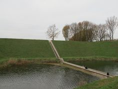 Moses bridge - Netherlands