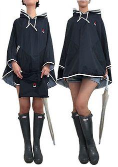 Clear Rain coat For Women - - - Rain coat Waterproof Fashion - Raincoat Outfit, Hooded Raincoat, Festival Wear, Festival Outfits, Casual Outfits, Fashion Outfits, Rain Outfits, Fashion Men, Rainy Day Fashion
