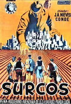 Surcos. José Antonio Nieves Conde, 1951