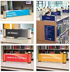 FG Library Products » Product Range » Signage » Complete Signage Solutions