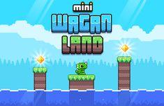 Mini Wagan Land - Freelance HTML5 Game