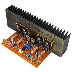 Placa montada Amplificador 300W