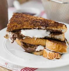 How To Use Up Your Leftover S'mores Marshmallows