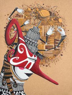Skount Mural Art    #streetart #skount