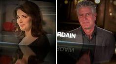 Anthony Bourdain & Nigella to host new show