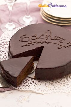 Torta sacher - Sachertorte recipe