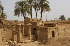 Temple de Ptah, Karnak.