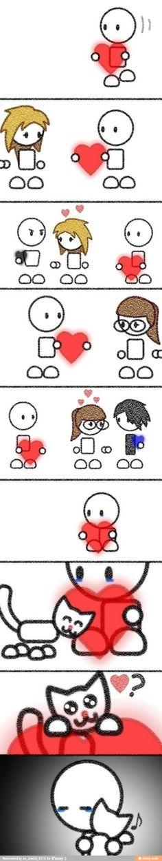 Big heart / iFunny :)
