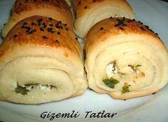 Peynirli Rulo Tarifi