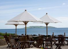 Shoreline Hotel in Dublin is located right on the beach in Donabate with stunning views of Lambay Island. Dublin Hotels, Wedding Venues Beach, Forever Living Products, Terrace, Patio, Places, Outdoor Decor, House, Beautiful