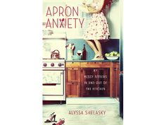 In general, we don't go for memoirs interspersed with recipes, but Alyssa Shelasky's unpretentious prose leaves us hungry for more. After losing her way in life, a self-professed kitchenphobe finds direction again when she bellies up to the stove. It's not literature, but it sure is fun.
