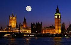 London, UK. A city full of life.