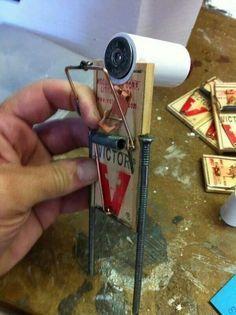Shotgun trap.