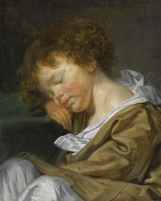 A sleeping young boy by MotionAge Designs Global Art, Art Model, Young Boys, In The Flesh, Art Market, Figurative Art, Love Art, A Table, Oil On Canvas
