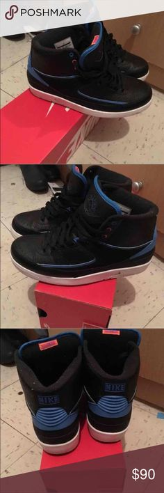 Nike Air Jordan 2 Nike Air Jordan 2 Nike Shoes Sneakers