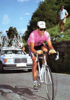 Miguel Indurain 1993 Giro, his second Tour-Giro double.