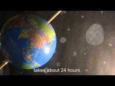 Day and Night and Earth's Rotation- This clip would be a great attention getter to start our first lesson of the unit. Since its a video, students would be more likely to listen and remember the information.