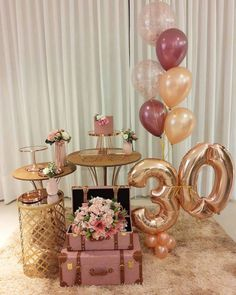 20th Birthday, Birthday Wishes, Happy Birthday, Birthday Parties, 21st Birthday Centerpieces, Birthday Party Decorations, Flower Arrangement Designs, 30th Party, Its My Bday