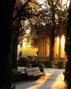 Retiro Park (Parque del Retiro), Madrid