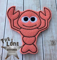 Lobster Over Sized: The Lone Stitcher