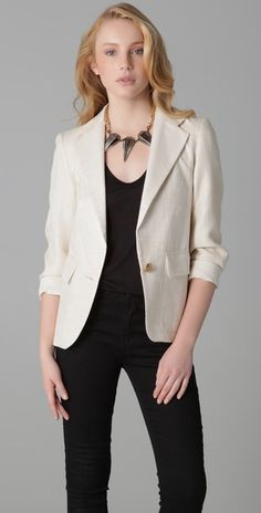 Thayer Perfect Blazer thestylecure.com