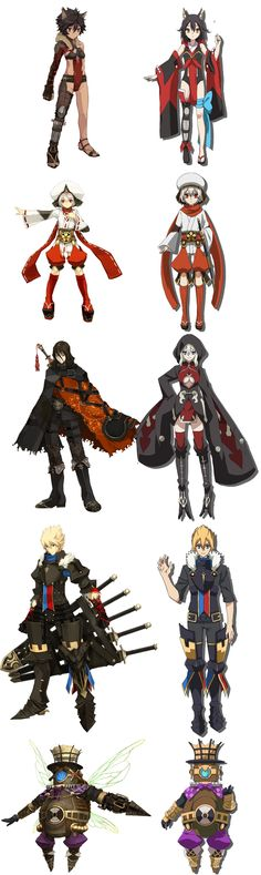 Anime Costumes, Cosplay Costumes, 2d Character, Character Design, Chaos Dragon, 10 Picture, Picture Ideas, Anime Group, I Love Anime