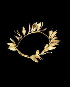 A Hellenistic gold diadem