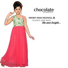 Exhibit your youthful and playful side with the ever bright #Chocolate #Family apparels.  www.chocolatefamily.com