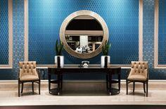 "Ambiente Palace Emozzioni, cerámica, calidad, diseño, vanguardia, elegancia, ""alta costura cerámica"" emozzioni by titanium"