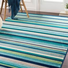 Shop the Rug - Color: Teal, Aqua; Size: x by Surya. Made from Polypropylene in Egypt. This Machine Made Teal, Aqua rug has a pile_height, perfect for a soft yet durable addition to your home. Teal Area Rug, Area Rugs, Teal Rug, News Logo, Polypropylene Rugs, Carpet Stains, Cool Tones, Online Home Decor Stores, Cool Rugs