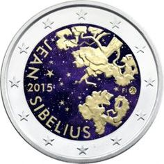 2 Ευρώ, Jean Sibelius