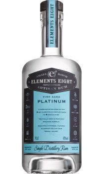 Elements Eight - Platinum Rum