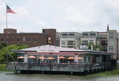 Our favorite Charleston restaurant: Fleet Landing