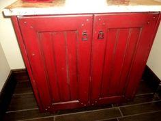 Vanity Sink Cabinet Plans