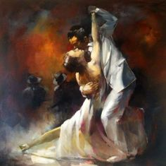 willem haenraets Tango Argentino I Art Print for sale. Transform your space with nice Tango Argentino I Art Print at payable price. Oil Painting On Canvas, Canvas Art, China Painting, Painting Art, Tango Art, Tango Dancers, Dance Paintings, Oil Paintings, Painting People