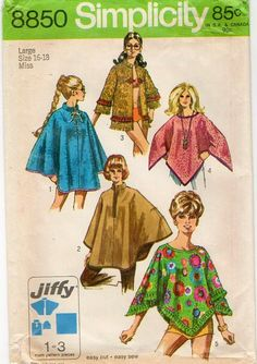 towel poncho pattern Simplicity Sewing Patterns e34024a5e