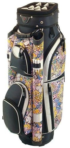 Hunter Golf Eclipse Spring Burst Ladies Golf Bag