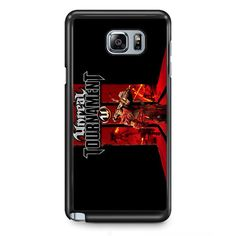 Unreal Tournament Game 3 TATUM-11551 Samsung Phonecase Cover Samsung Galaxy Note 2 Note 3 Note 4 Note 5 Note Edge