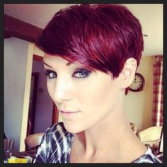 25 Perfect Burgundy Hair Color