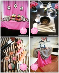 Spa Party Birthday Party Ideas | Photo 18 of 86 | Catch My Party