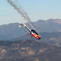 Extreme Flying | Chuck Aaron Helicopter Aerobatics | Flying Magazine