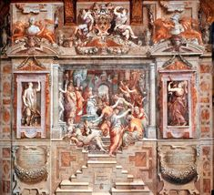 Rome's Secret Palace Museums and Their Artistic Masterpieces Giorgio Vasari, Fresco, Tempera, Pope Paul Iii, Renaissance, Santa Sede, Day Trips From Rome, Baroque Painting, Italian Painters