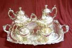 Antique China Dish Sets | ... Dishes,Center pieces,Scrap silver,old gold,Cash for gold,cash for